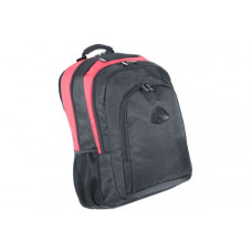"Рюкзак для ноутбука 17"" D-LEX LX-637P-BK-RD"